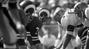 saints-1967-rams-first-game